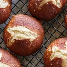 Make your own prezel bread!!  Try it.