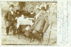 CANTRECK /KANTRECK Kr. Cammin Familie Garten Kuchen 1901