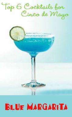 Top 6 cocktails for Cinco de Mayo
