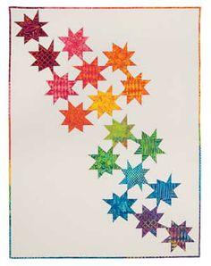 STARS QUILT KIT