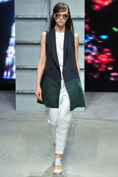 Band of Outsiders, Spring / Summer 2014, New York Fashion Week #NYFW #SS14