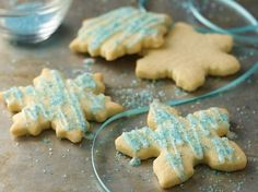 Gluten Free Holiday Sugar Cookies