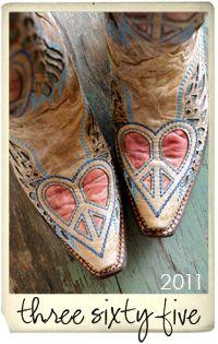 Cowboy Boots. Love!