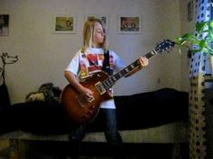 11-Year-Old Kid Crushes Yngwie Malmsteen Song On Guitar!
