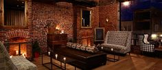 Warm Up: 8 D.C. Bars with Fireplaces - Drink DC - The Best Happy Hours, Drinks & Bars in Washington DC