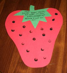 Mothers Day Card- You are Berry Special!