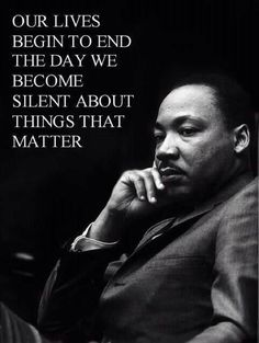 RIP ~ Martin Luther King❤️