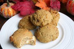 Millet Pumpkin Biscuits (Dairy, Gluten and Refined Sugar Free)