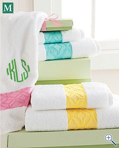 lilly pulitzer towels