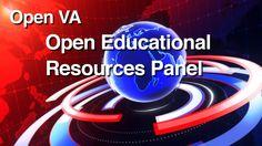 Open VA - Open Educational Resources Panel - YouTube