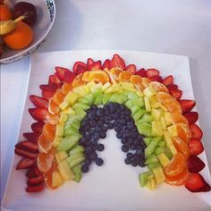 Fruitsalad Rainbow