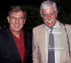 The Van Dyke Brothers, Jerry and Dick.