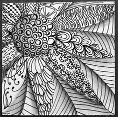 Out Of Boredom: Sunflower fun!! sunflower zentangle, zentangl flower, sunflowers coloring, sunflowers doodle, art, boredom, sunflow fun, inspir, sunflower drawings