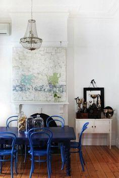 Home // Dine In Color – AphroChic