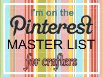 pin boards, master list, craft patterns, crafter, craft party, diy, craft ideas, crafti blogger, pinterest