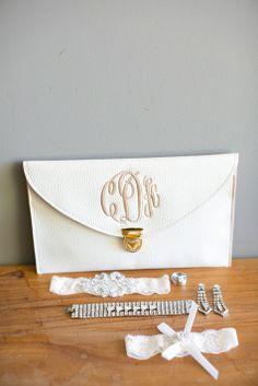 clutch, bridal accessories