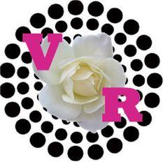 A new Victoria Rose Logo rose shop, rose logo, victoria rose
