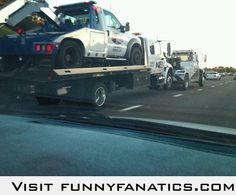 how many tow trucks can a tow truck tow?