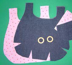Tutorial: rounder roomy bag - PURSES, BAGS, WALLETS