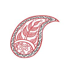 How to draw Paisley patterns