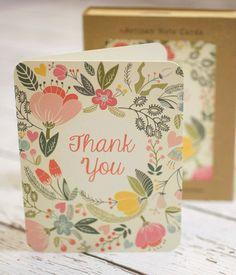 gift, goodi, notecard, pretti, floral, thing