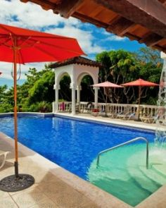 Cool off in Costa Rica.
