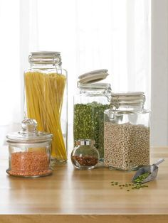 Shop Your Pantry's Staples. Get your pantry organized to make every day life easier.