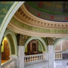 Watertown NY  Beautiful public library!