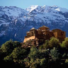 Kasbah du Toubkal, Imlil Morocco