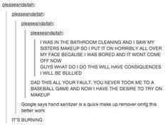 Tumblr post funny