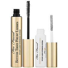 Too Faced Better Than False Lashes Nylon Lash Extension System #Sephora #HotNow