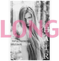How GROW hair LONG!