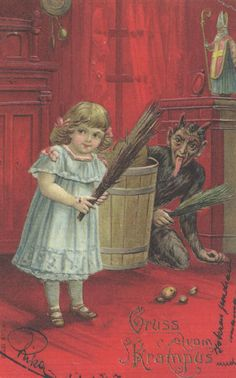 Krampus.com :: home of the holiday devil :: Krampus Gallery -