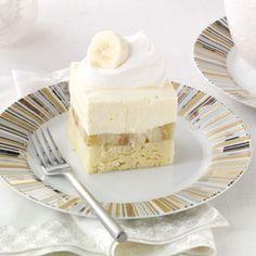Bananas and Cream Pound Cake