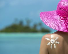 Keep Obagi between you and the sun and prevent skin cancer!