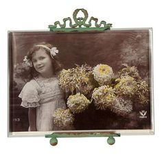 Vintage Primavera Picture Frame, $20 !!