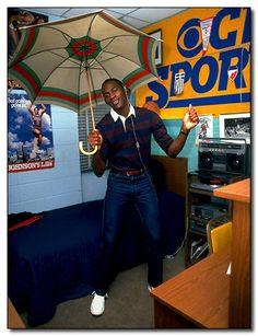 Michael Jordan in College! :)