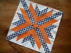 Here's a really fun block by Jenny Pedigo of Sew Kind of Wonderful.