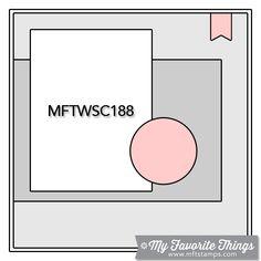 MFT Wednesday Stamp Club Sketch #mftstamps, #sketches card sketches