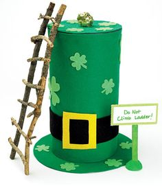 Kid-Friendly St. Patrick's Day Ideas By Tiny Talk | The Tiny Prints Card & Stationery Blog -- see more at LuxeFinds.com