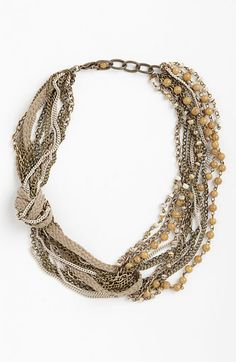Bonnie Jonas Multistrand Necklace | Nordstrom