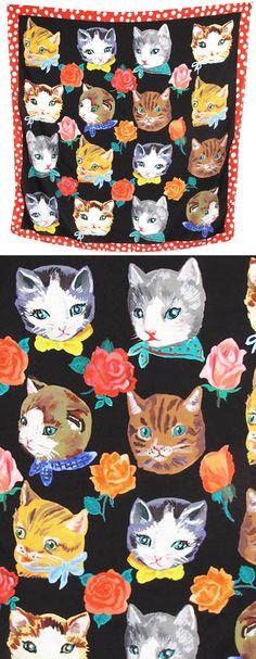 scarves by nathalie lete