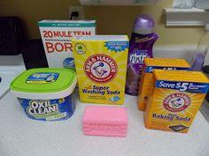 Simply Selman: DIY Laundry Detergent