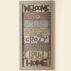 <3 HOME <3
