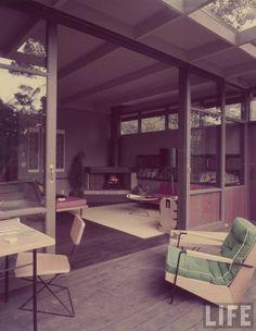 houses, midcenturi, centuri design, architectur, 10000 california, mid centuri, california hous, 1951, california 1950s