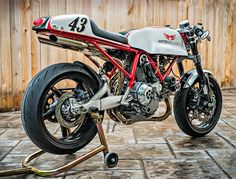 Geoff's Build 43 with Ducati DS1000 motor.