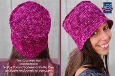 #Crochet hat pattern for sale from @websyarnstore