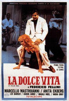 """""""La Dolce Vita"""" (Federico Fellini, 1959)."""