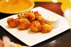 Duck Dynasty Recipe: Fried Alligator Balls