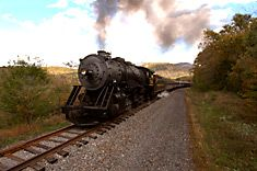 Scenic Western Maryland Railroad
